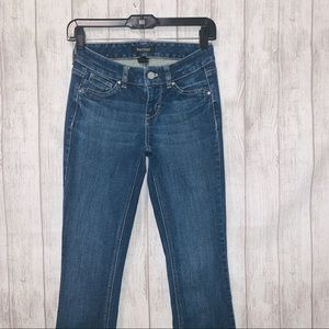 White House Black Market Jeans - White House Black Market Blue Jeans